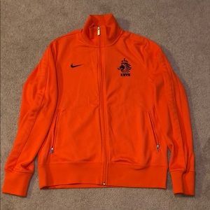 Nike Netherlands Zip up jacket